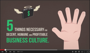 Fem saker för bättre företagskultur