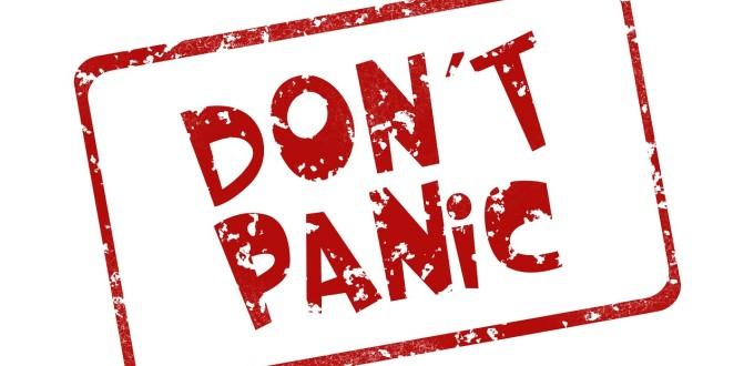 Undvik panik