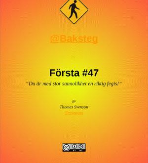 Baksteg - Första #47 (ebok)