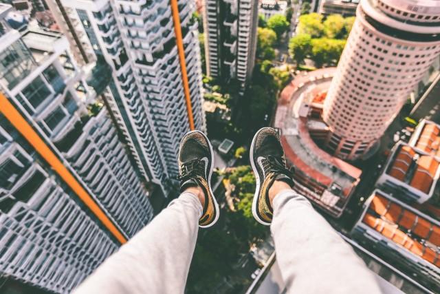 Att våga och övervinna risker