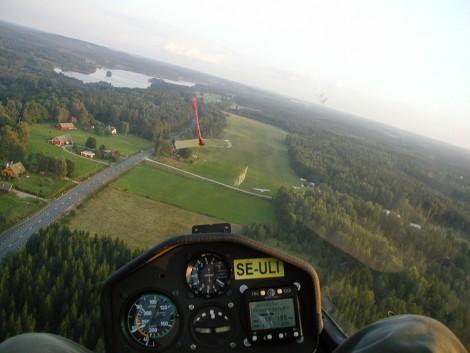 Segelflyg lågsniff