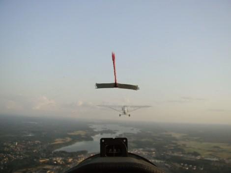 Bogsering segelflyg