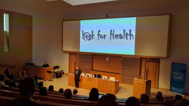 Hack for Health 2017 Sahlgrenska Universitessjukhuset Göteborg