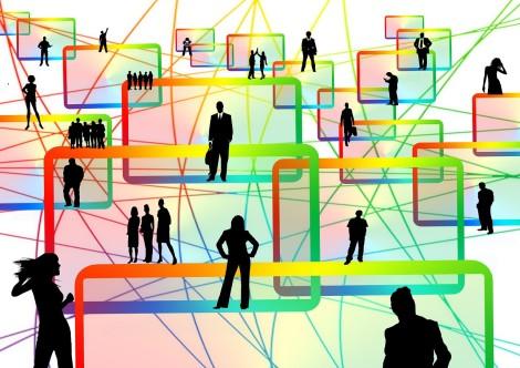 Vårt allt öppnare och mer sammarbetande samhällssystem